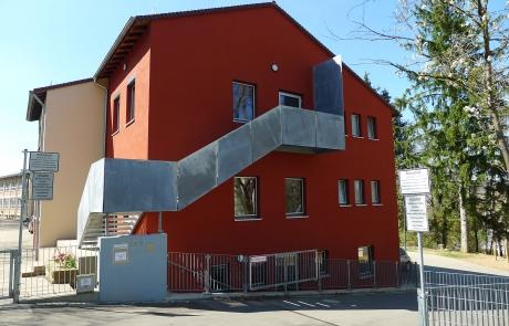 STRÖBEL BILGER MILDNER Ingenieure   Anbau/Sanierung   Öffentlicher Auftraggeber   Massivbau   Tübingen