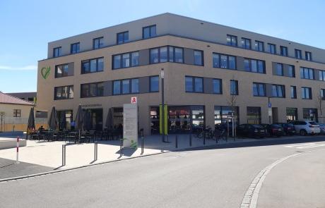 STRÖBEL BILGER MILDNER Ingenieure   Neubau Gesundheitszentrum   Öffentlicher Auftraggeber   Massivbau   Mössingen