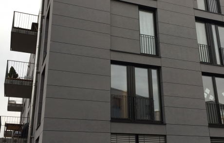 STRÖBEL BILGER MILDNER Ingenieure   Neubau   Baugemeinschaft   Massivbau   Böblingen