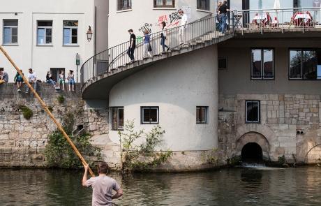 STRÖBEL BILGER MILDNER Ingenieure   Sanierung   Öffentlicher Auftraggeber   Massivbau   Tübingen