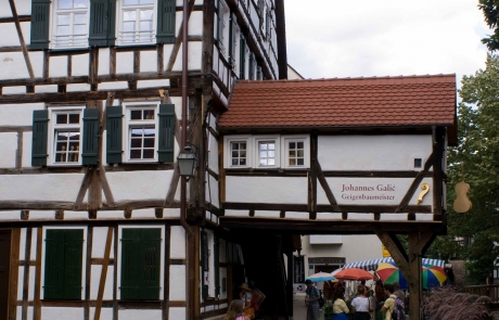 STRÖBEL BILGER MILDNER Ingenieure   Restaurierung   Privater Bauherr   historisches Fachwerk   Tübingen