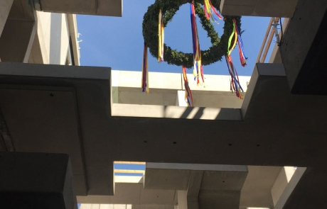 STRÖBEL BILGER MILDNER Ingenieure   Parkhaus   Neubau   Baugemeinschaft   Massivbau   Renningen