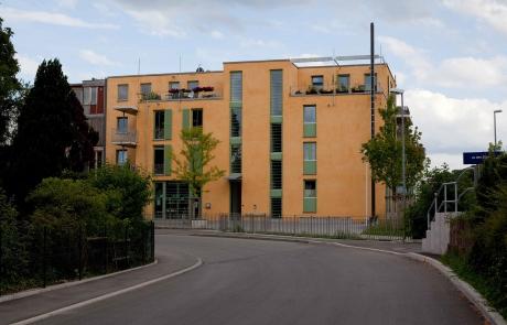 STRÖBEL BILGER MILDNER Ingenieure   Neubau   Baugemeinschaft   Massivbau/Mauerwerk   Tübingen
