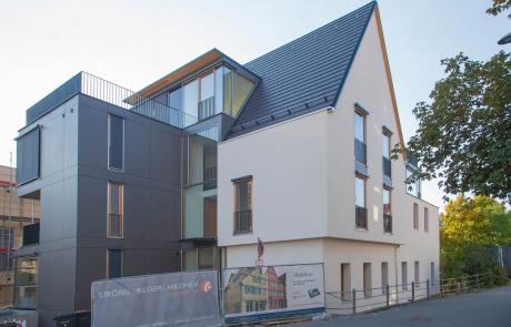STRÖBEL BILGER MILDNER Ingenieure   K4 Mehrfamilienhaus in Pfullingen, Fachwerhaus, Sanierung