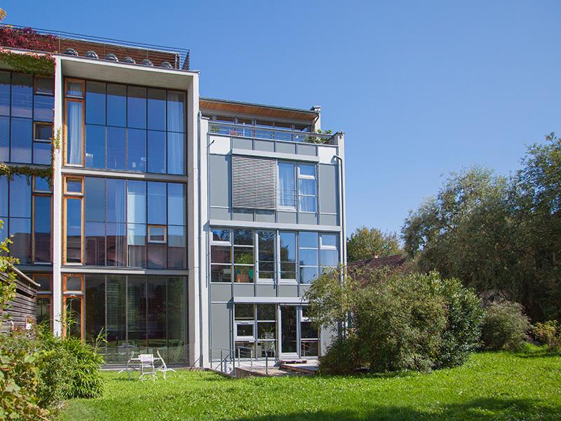 Unser Büro in Tübingen. STRÖBEL | BILGER | MILDNER Ingenieure (IB Stroebel)