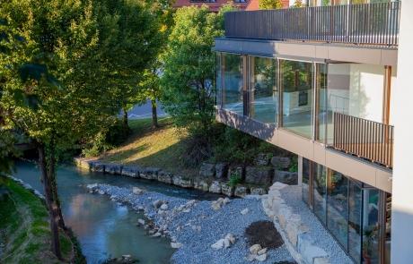 STRÖBEL BILGER MILDNER Ingenieure | K4 Mehrfamilienhaus in Pfullingen, Fachwerhaus, Sanierung