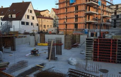 STRÖBEL BILGER MILDNER Ingenieure | Neubau | Baugemeinschaft | Massivbau | Böblingen