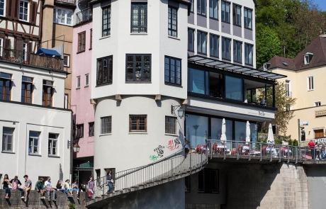 STRÖBEL BILGER MILDNER Ingenieure | Sanierung | Öffentlicher Auftraggeber | Massivbau | Tübingen