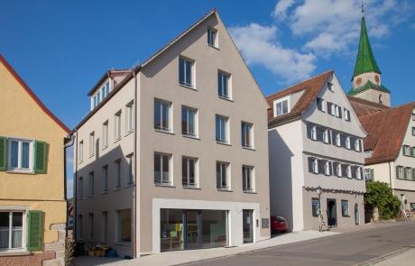 STRÖBEL BILGER MILDNER Ingenieure | Kirchstraße, Fachwerk Sanierung Denkmal in Entringen