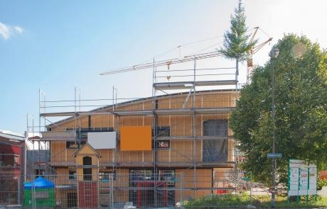 STRÖBEL BILGER MILDNER Ingenieure | Würth, Gewerbebau, Neubau in Tübingen, Holzbau